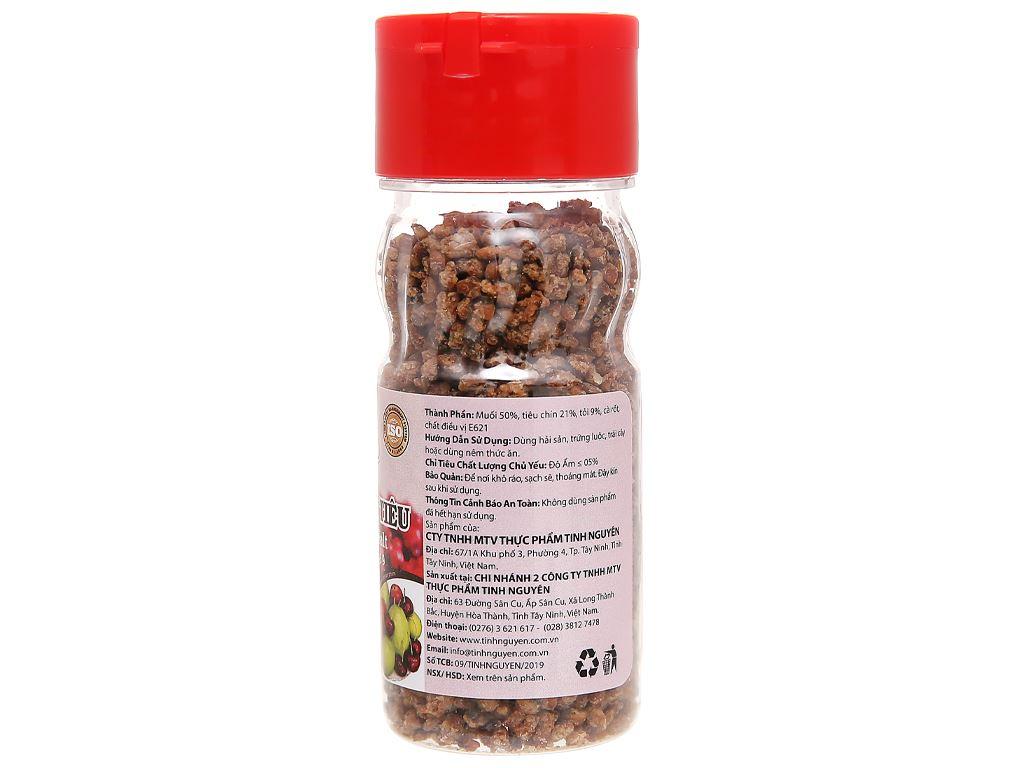Muối hồng tiêu Fadely hũ 65g 2