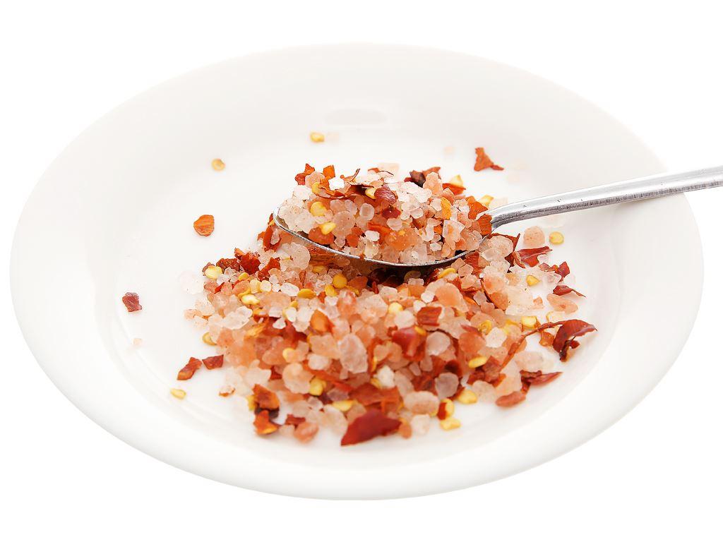 Muối hồng ớt đỏ Vipep hũ 110g 7