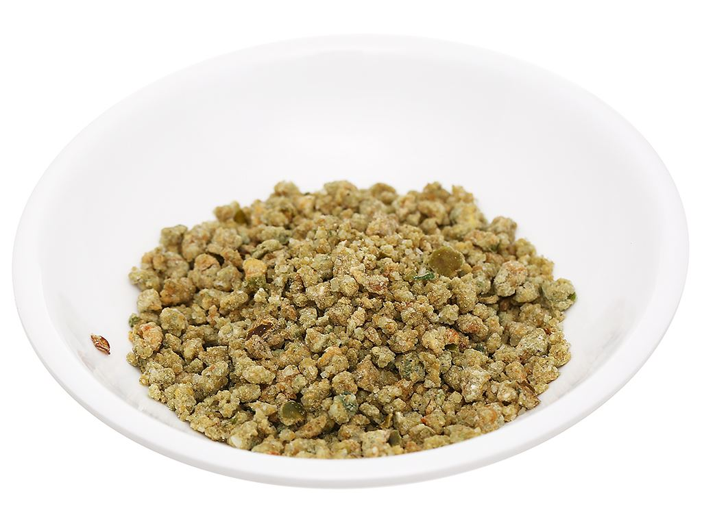 Muối tôm ớt xanh Tây Ninh Dh Foods hũ 120g 9