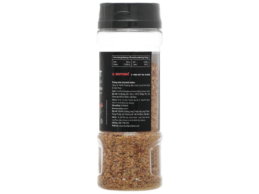 Muối sả ớt Guyumi chai 110g 2