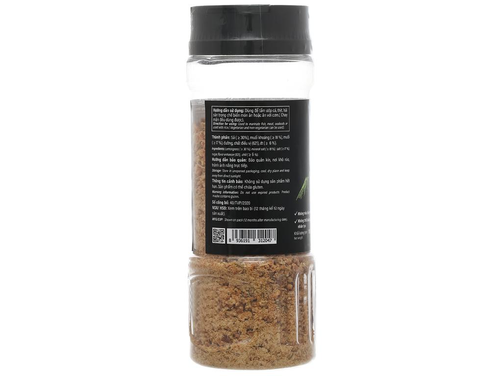 Muối sả ớt Guyumi chai 110g 3