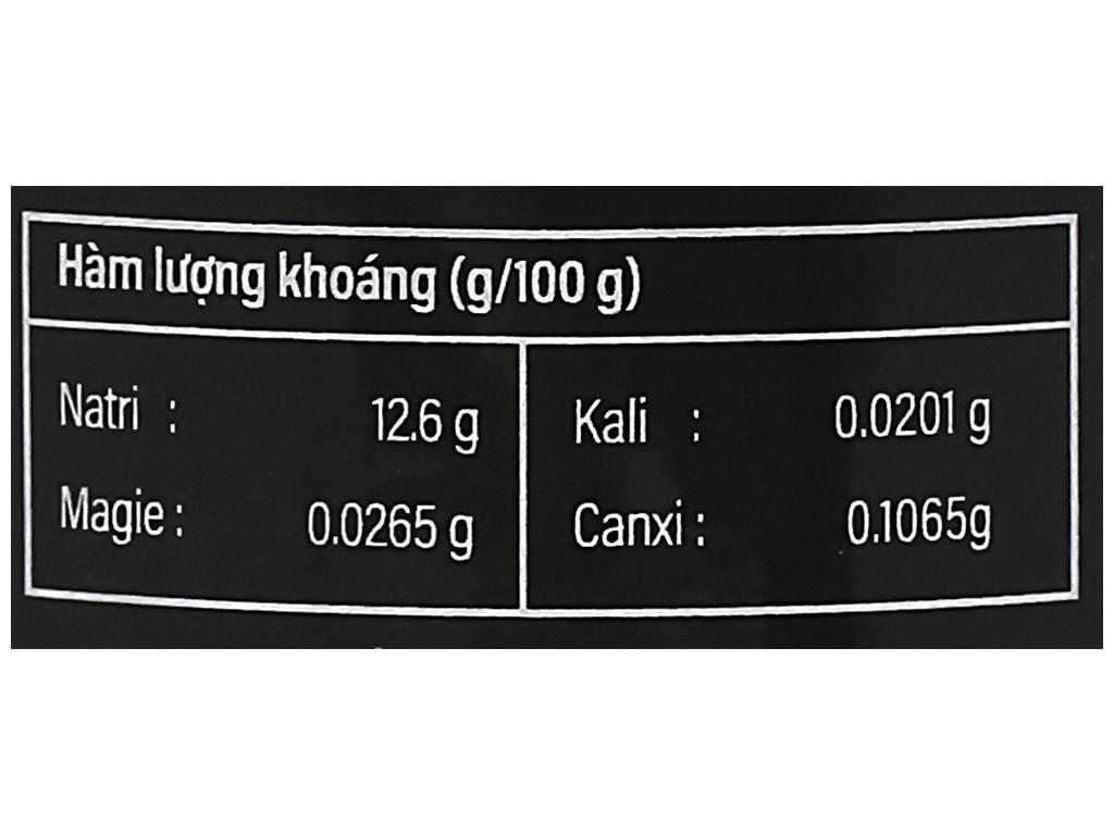 Muối tôm kiểu Tây Ninh Guyumi chai 60g 5