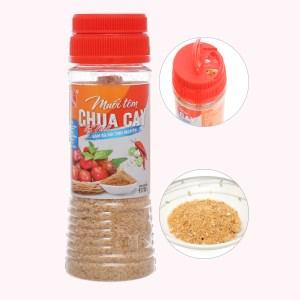 Muối tôm chua cay Tây Ninh Tinh Nguyên hũ 110g