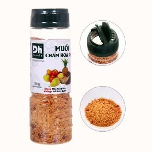 Muối chấm hoa quả Dh Foods hũ 110g