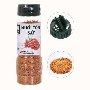Muối ớt sấy Dh Foods hũ 110g