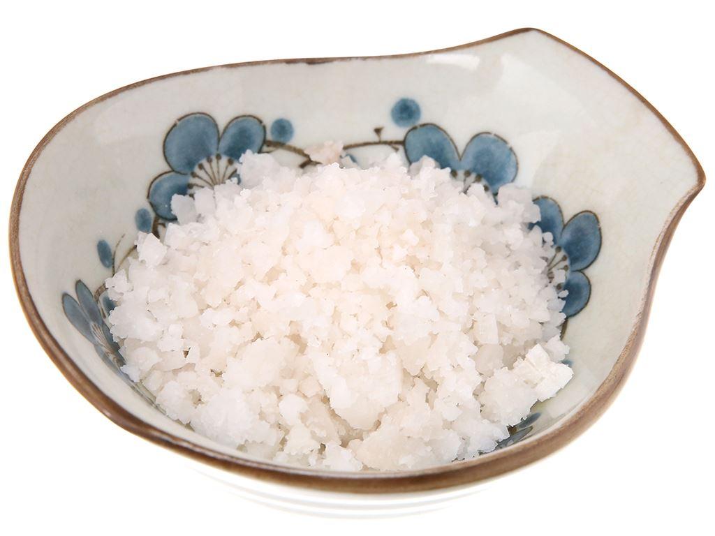 Muối hạt to Bạc Liêu gói 500g 5