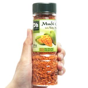Muối ớt kiểu Tây Ninh Dh Foods hũ 110g