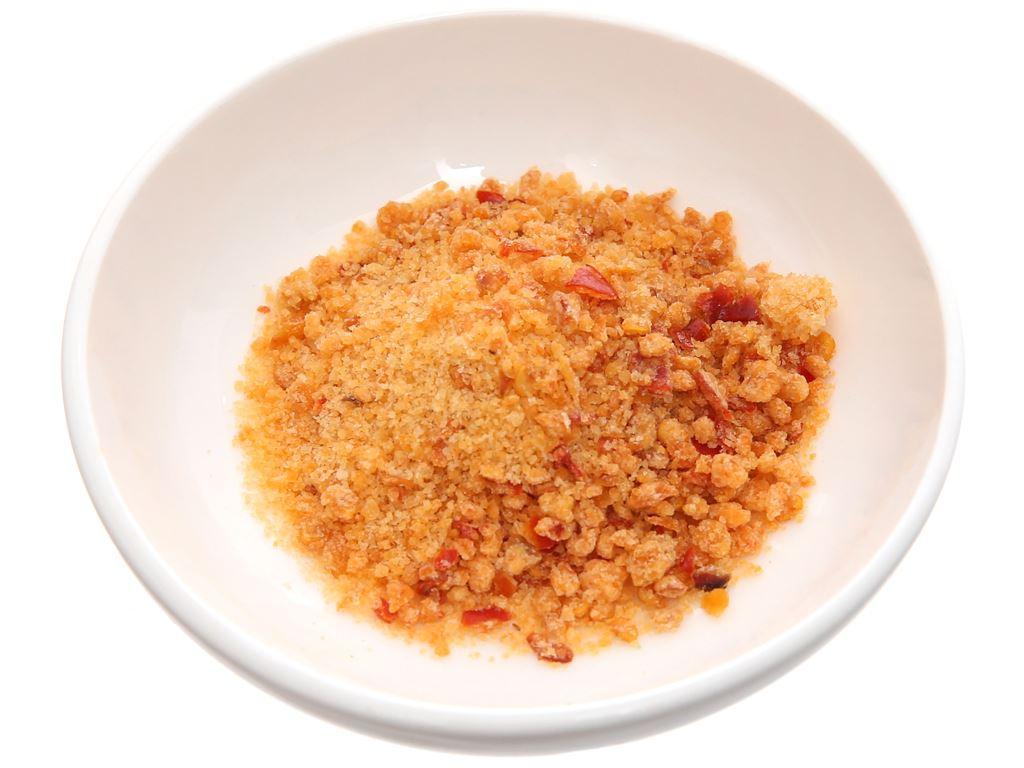 Muối chay cà rốt Tinh Nguyên hũ 100g 4
