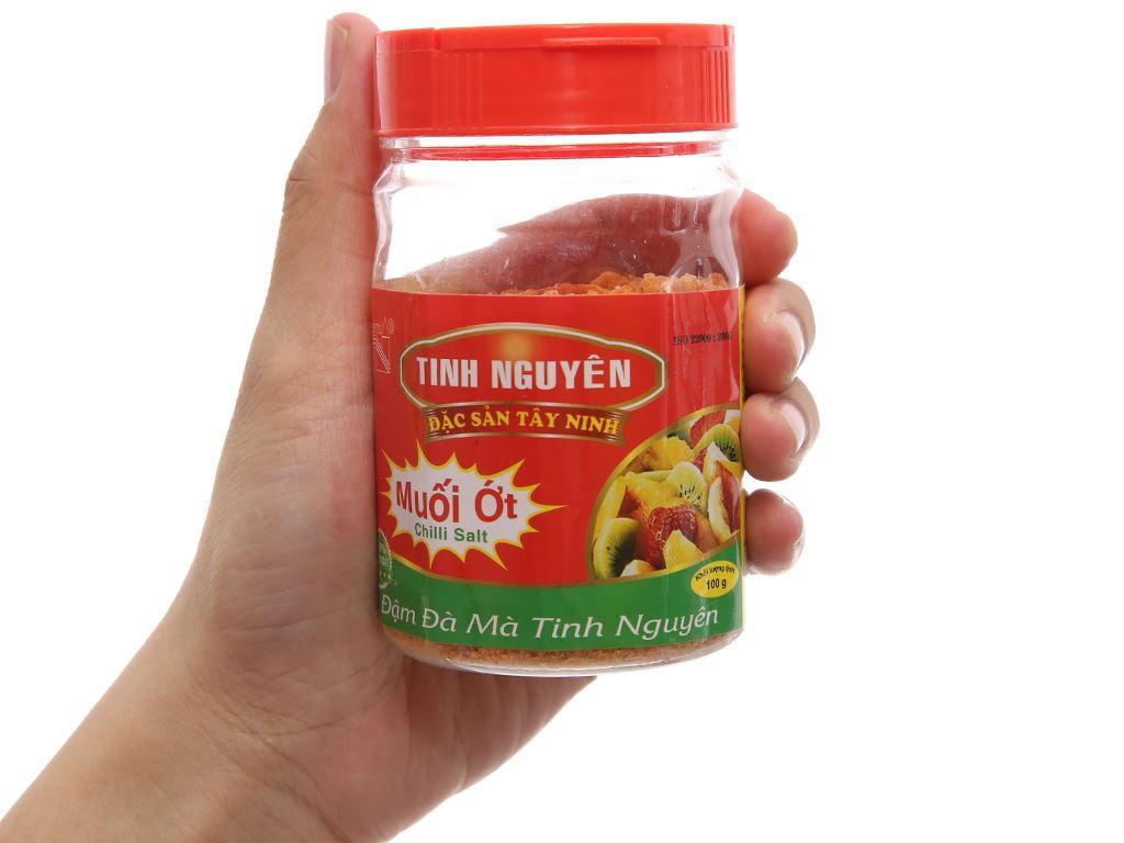 Muối ớt Tinh Nguyên hũ 100g 3
