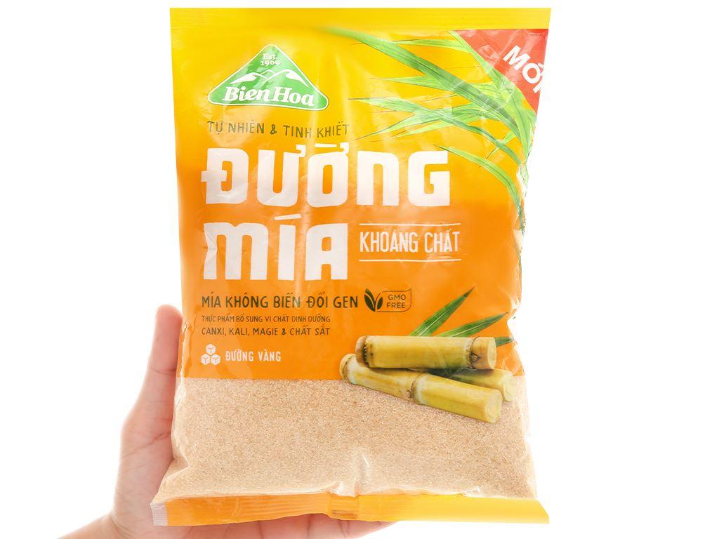 Đường mía khoáng chất Biên Hòa gói 1kg 8