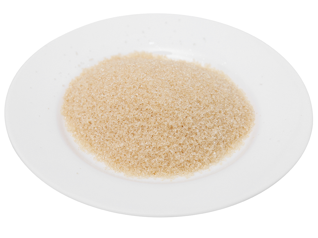 Đường vàng khoáng chất Biên Hòa Pure gói 1kg 4