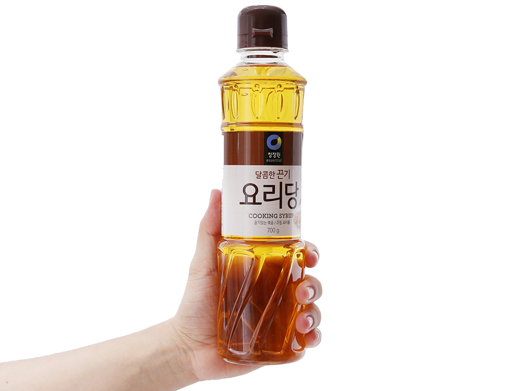 Mạch nha Chung Jung One Cooking Syrup chai 700g 3
