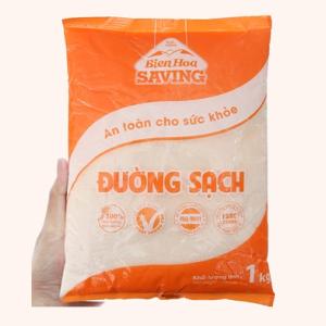 Đường sạch Biên Hòa Saving gói 1kg