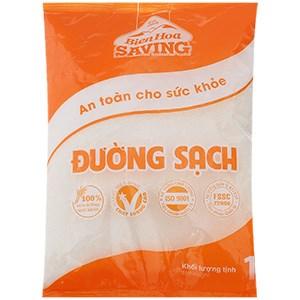 Đường cát trắng Biên Hòa Saving gói 1kg