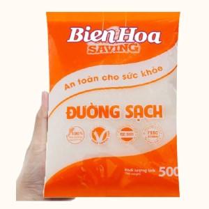 Đường sạch Biên Hòa Saving gói 500g