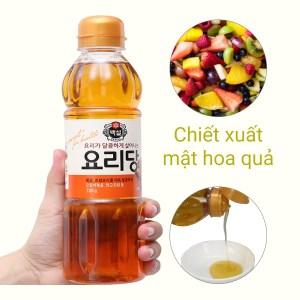 Nước đường cô đặc Beksul Cooking Syrup chai 700g