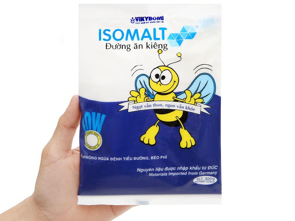 Đường ăn kiêng Isomalt Vikybomi gói 300g 8
