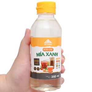 Đường lỏng Biên Hòa Mía Xanh chai 250ml