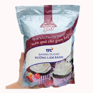 Đường làm bánh Biên Hòa Pro gói 1kg