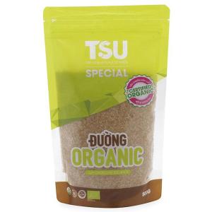 Đường organic TSU Special gói 500g