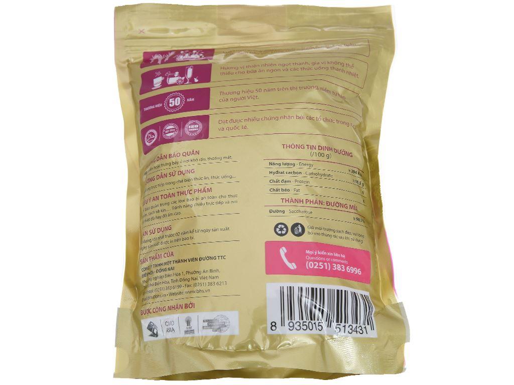 Đường phèn vàng nguyên chất Biên Hòa Pro gói 1kg 2