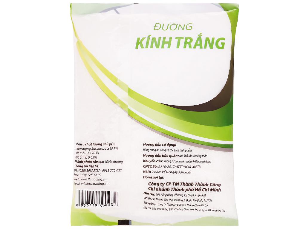 Đường kính trắng TTC Trading gói 1kg 2
