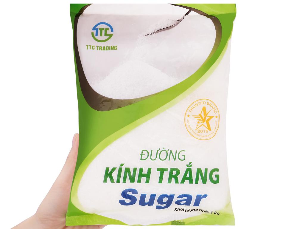 Đường kính trắng TTC Trading gói 1kg 3