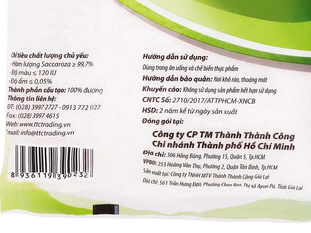 Đường kính trắng TTC Trading gói 1kg 5