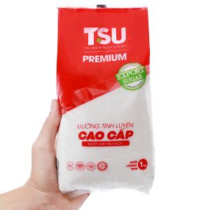 Đường tinh luyện cao cấp TSU Premium gói 1kg