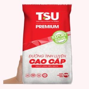 Đường tinh luyện cao cấp TSU Premium gói 500g