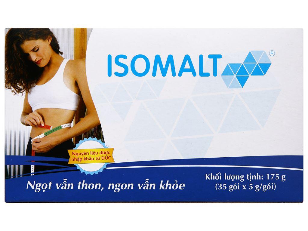 Đường ăn kiêng Isomalt Vikybomi hộp 175g 2