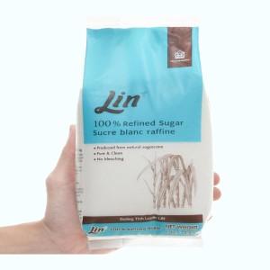 Đường tinh luyện LIN gói 1kg
