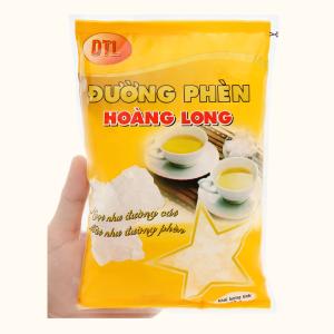 Đường phèn hạt to Hoàng Long gói 500g
