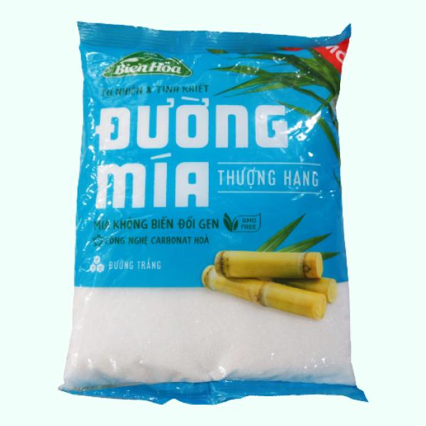 Đường mía thượng hạng Biên Hòa Pure gói 1kg