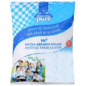 Đường tinh luyện Biên Hòa Pure gói 1kg
