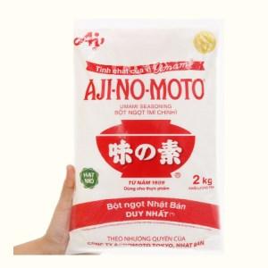 Bột ngọt Ajinomoto gói 2kg