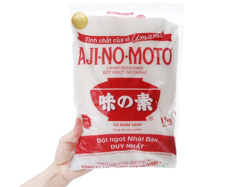 Bột ngọt Ajinomoto hạt lớn bịch 1,8kg 3