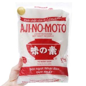 Bột ngọt Ajinomoto hạt lớn bịch 1,8kg
