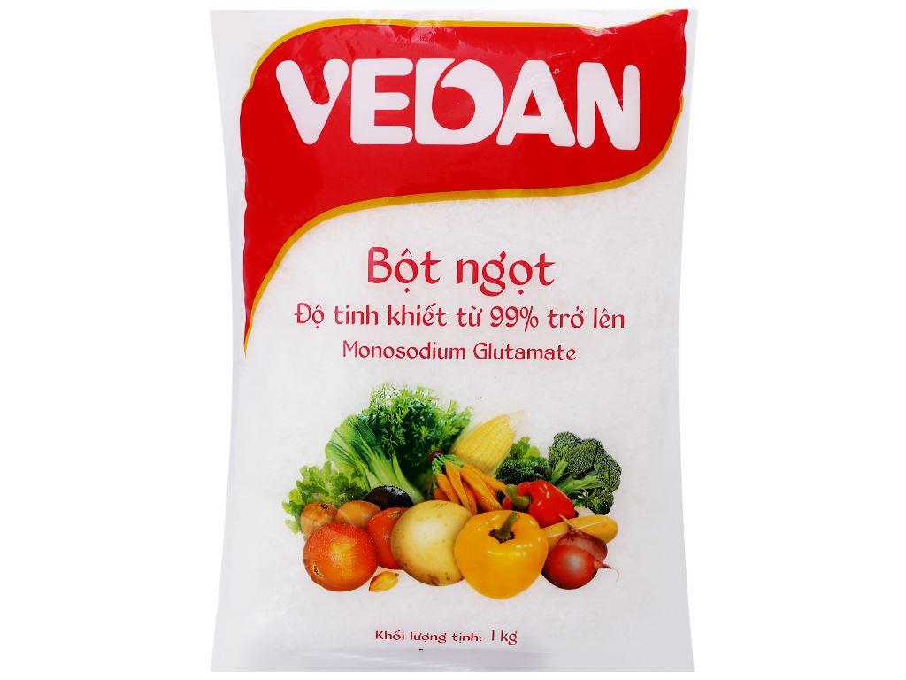 Bột ngọt hạt nhỏ Vedan gói 1kg 1