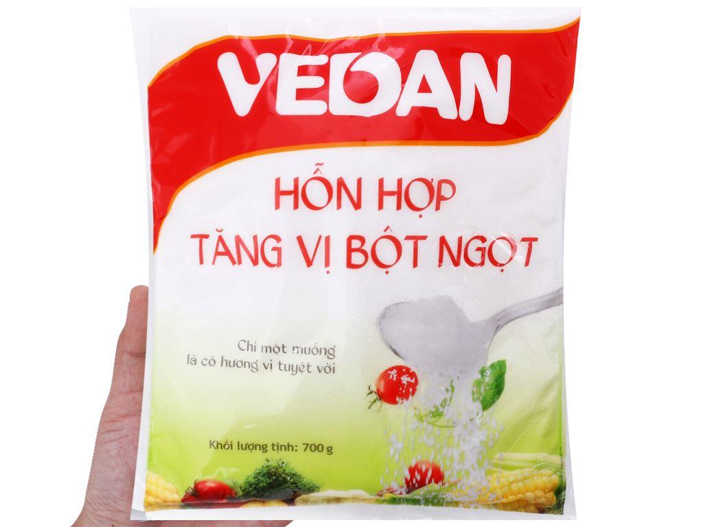 Hỗn hợp tăng vị bột ngọt Vedan gói 700g 3