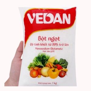 Bột ngọt hạt lớn Vedan gói 1kg