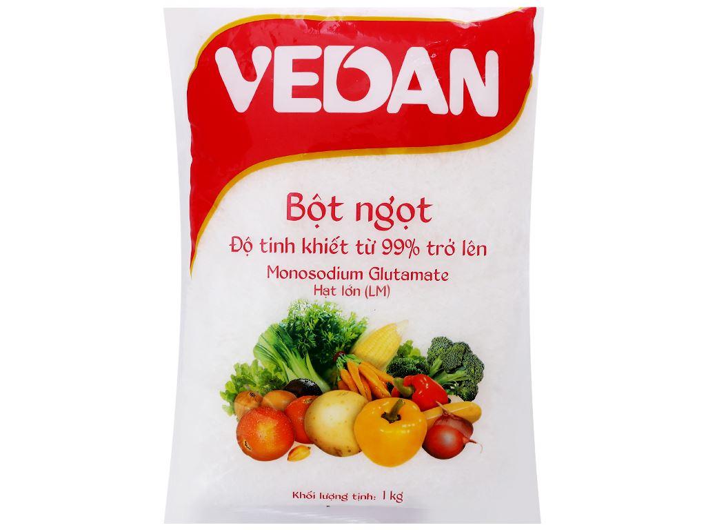 Bột ngọt hạt lớn Vedan gói 1kg 1