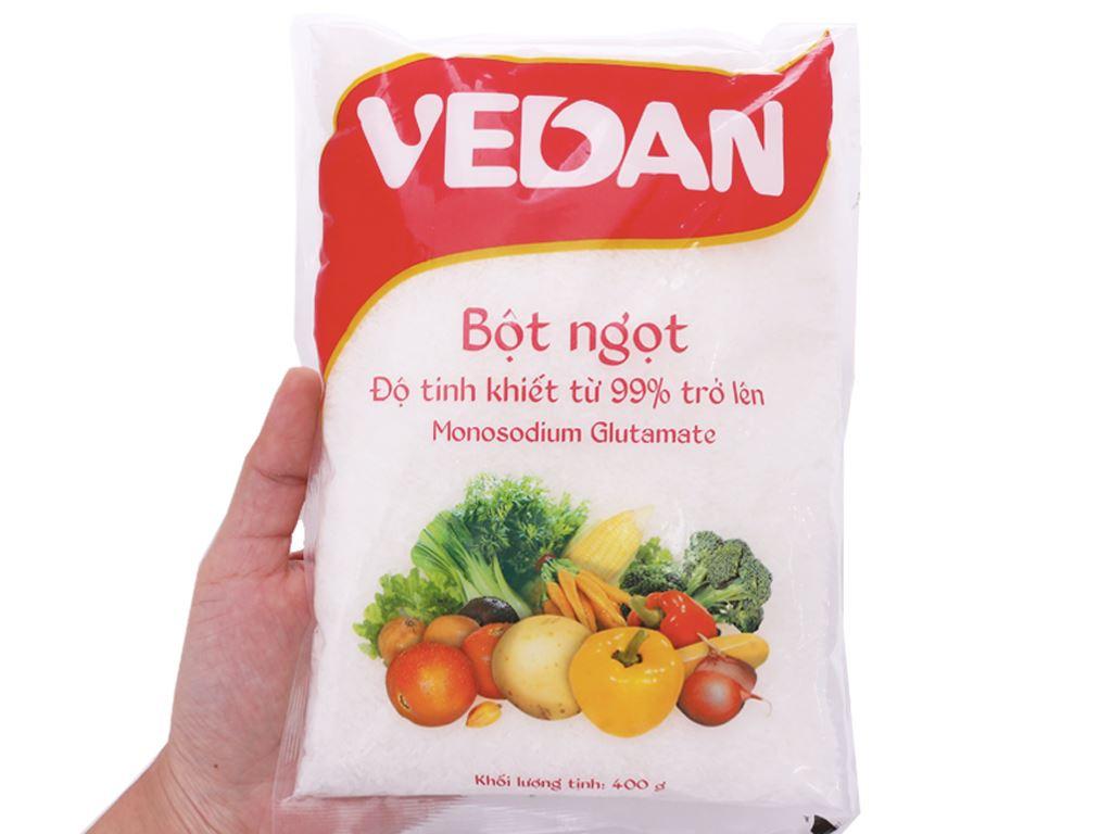 Bột ngọt Vedan gói 400g 3