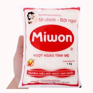Bột ngọt hạt nhỏ Miwon gói 1kg