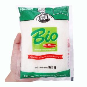 Hỗn hợp tăng vị bột ngọt hạt nhỏ Bio Miwon gói 320g