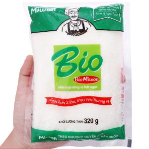 Hỗn hợp tăng vị bột ngọt bio hạt nhỏ Miwon gói 320g