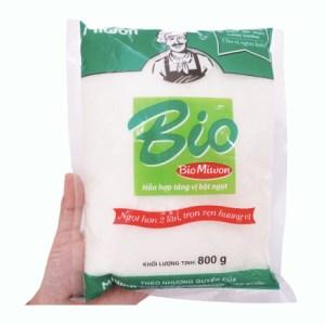 Hỗn hợp tăng vị bột ngọt Bio Miwon gói 800g