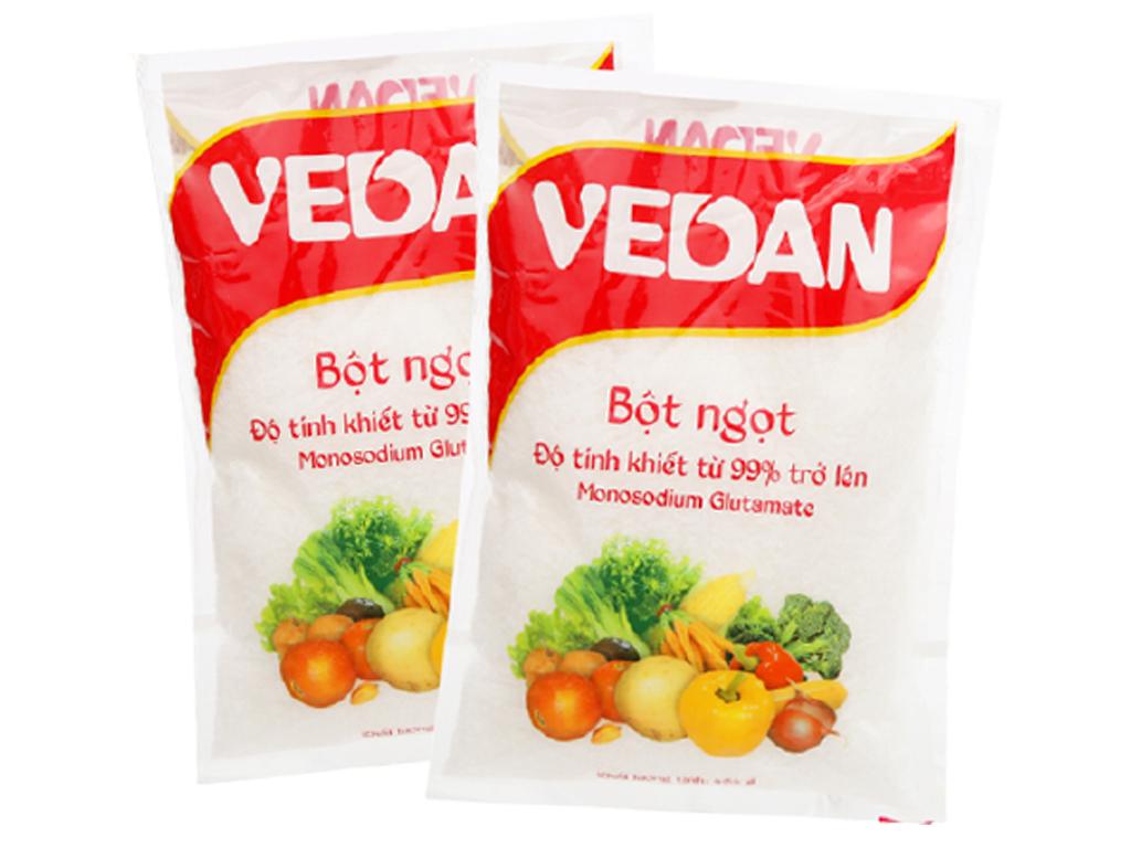 Combo 2 gói bột ngọt Vedan 454g 1
