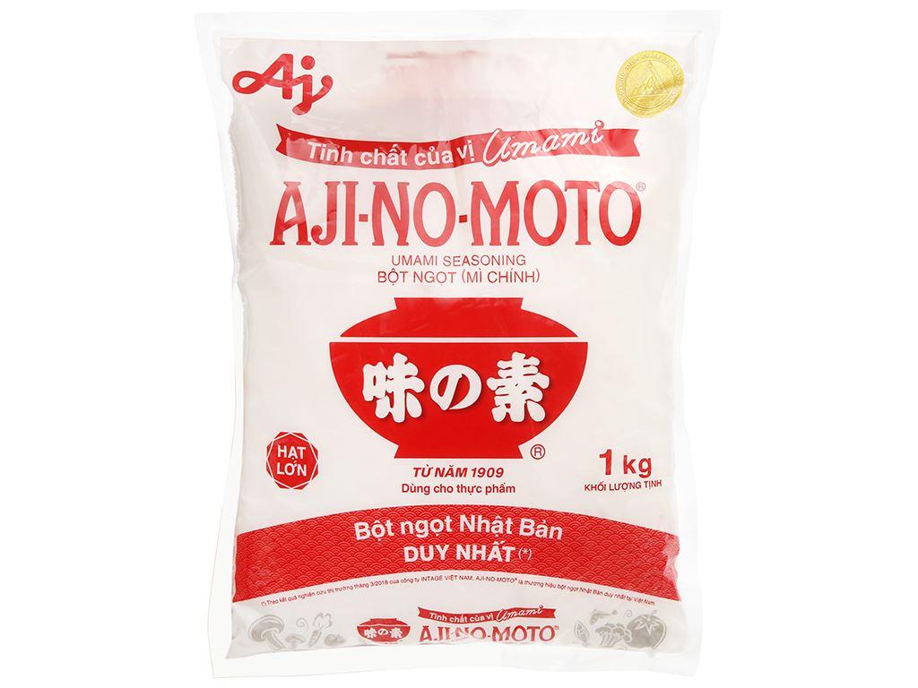 Bột ngọt Ajinomoto gói 1kg 6