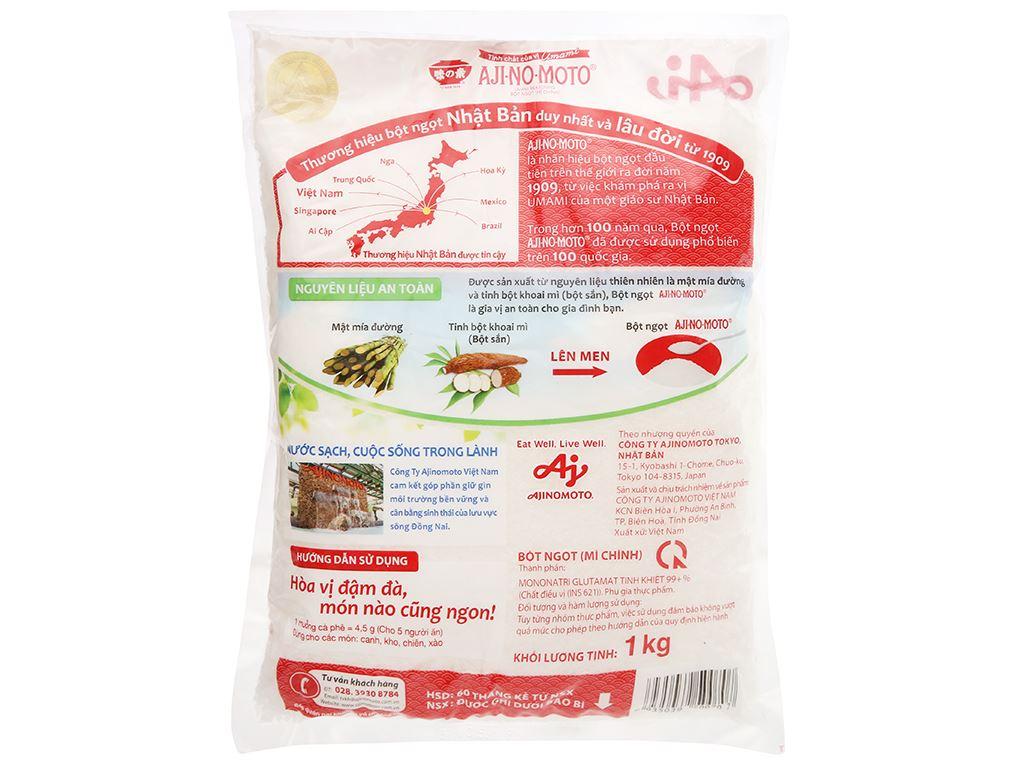 Bột ngọt Ajinomoto gói 1kg 7